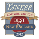 Yankee Magazine Editors Choice 2012